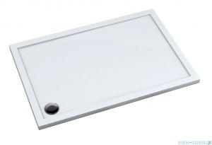 Schedpol Corrina New brodzik prostokątny z SafeMase 100x80x4cm 3.4336