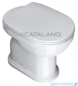 Catalano Canova Royal Wc 53 stojąca odpływ pionowy 53x36 biała 1VACV00