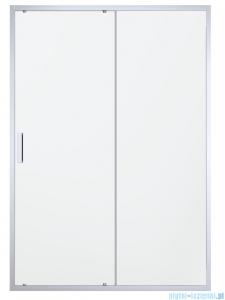Oltens Fulla drzwi prysznicowe przesuwne 130cm szkło przejrzyste 21203100