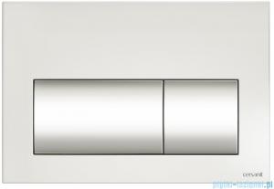 Cersanit Presto przycisk spłukujący 2-funkcyjny biały K97-349