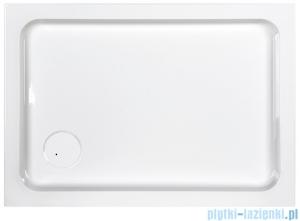 Sanplast Free Line brodzik prostokątny B/FREE 80x120x5 cm + stelaż 615-040-1390-01-000