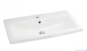 Oristo Como umywalka meblowa ceramiczna 80x45cm UME-CO-80-91