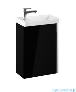 Elita Spring Set szafka z umywalką komplet 45x66x27cm czarny mat 168299