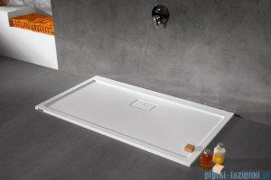Sanplast Space Line brodzik prostokątny 180x90x3cm + syfon 615-110-0160-01-000