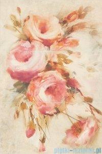 Paradyż Coraline panel róże 60x90