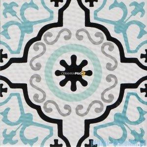 Pilch Amelia Patchwork 5D kostka podłogowa 8x8