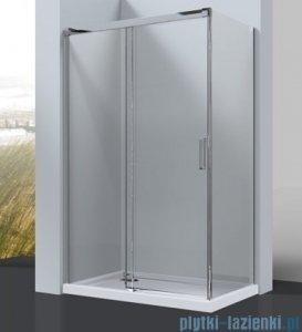 Omnires Soho ścianka boczna do drzwi prysznicowych przejrzyste CLR90X