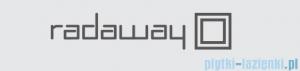 Radaway uszczelka pozioma Euphoria prawa do montażu bez listwy progowej 007-108200200