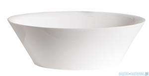 Sanitti Sei umywalka nablatowa 50x35 cm biały mat SEI-50-BM