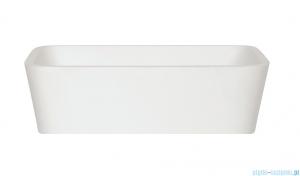 Besco Assos Glam złota umywalka nablatowa 40x50x15cm #UMD-A-NBZ