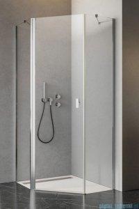 Radaway Nes Ptj kabina 80x80cm lewa szkło przejrzyste 10052000-01-01L/10052500-01-01