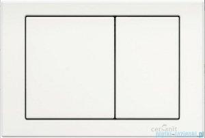 Cersanit Link przycisk spłukujący 2-funkcyjny biały K97-086