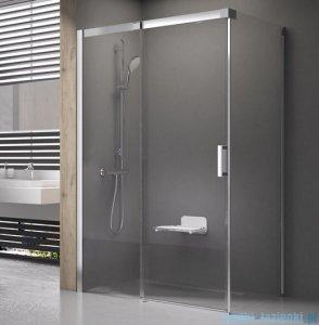 Ravak Matrix MSDPS kabina prysznicowa 100x80cm lewa białe transparent 0WLA4100Z1