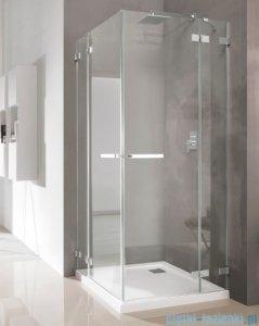 Radaway Euphoria KDD Kabina prysznicowa 90 część lewa szkło przejrzyste 383060-01L