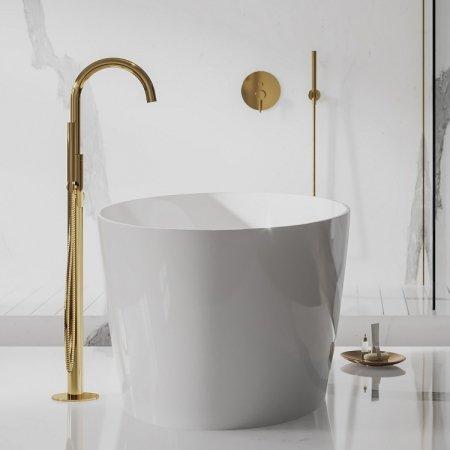 Złota armatura łazienkowa – wszystko co powinieneś wiedzieć