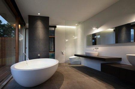 Jak urządzić dużą łazienkę?