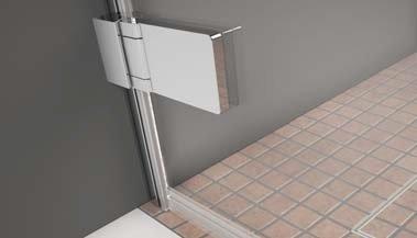 Sposoby montażu kabin prysznicowych Radaway