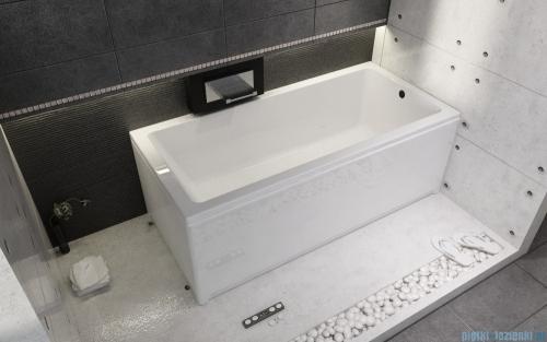 Riho Lusso Plus wanna prostokątna 170x80cm biała BA12