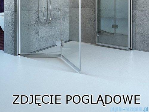 Radaway Arta Dwd+s kabina 80x90cm lewa szkło przejrzyste 386180-03-01L/386050-03-01R/386111-03-01