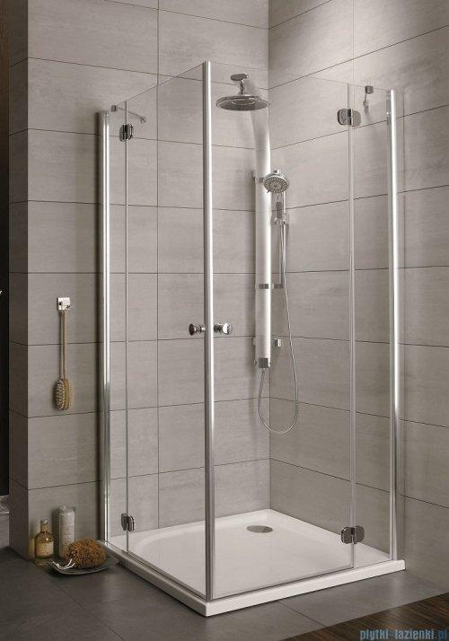 Radaway Torrenta Kdd Kabina prysznicowa 90x75 szkło przejrzyste