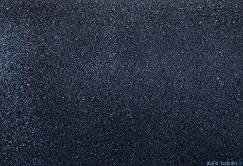 Besco Gloria Glam grafit 150x68cm wanna wolnostojąca Retro+syfon klik-klak #WMD-150-GLG