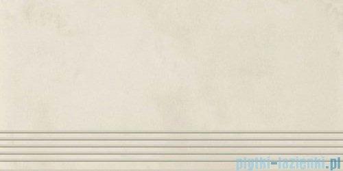 Paradyż Tecniq bianco półpoler stopnica 29,8x59,8