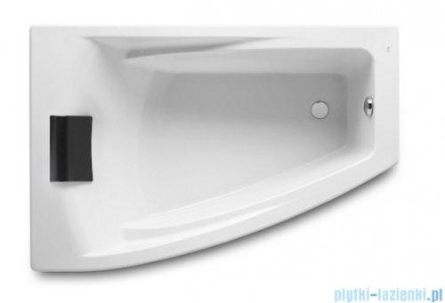 Roca Hall wanna 150x100cm lewa z hydromasażem Smart WaterAir Plus A24T402000