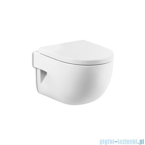 Roca Meridian-N Compacto Miska Wc podwieszana powłoka Maxi Clean