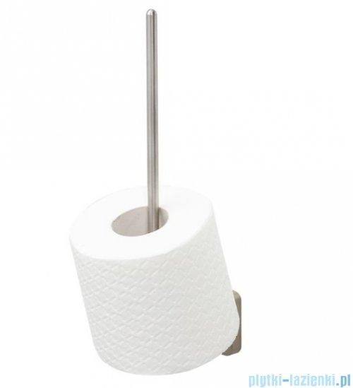 Tiger Onu Uchwyt na zapas papieru toaletowego stal szczotkowana 13179.3.09.46