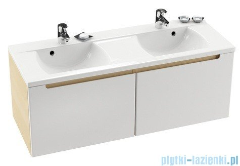 Ravak Szafka podumywalkowa SD 1300 Classic biała/biała X000000422