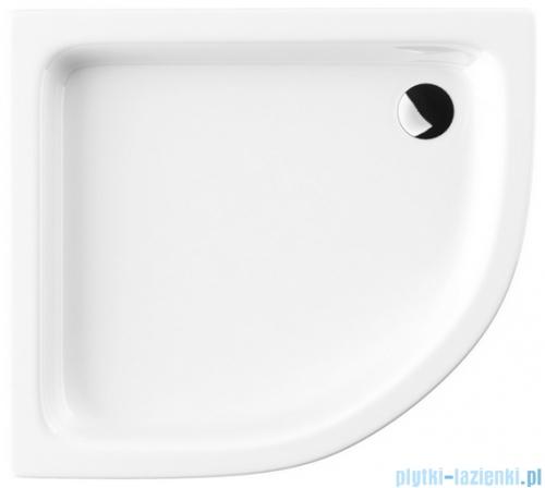 Schedpol Grando Plus Brodzik asymetryczny lewy 80x90x17cm 3.0136