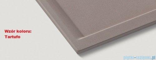 Blanco Zia XL 6 S Zlewozmywak Silgranit PuraDur kolor: tartufo  z kor. aut. 517566