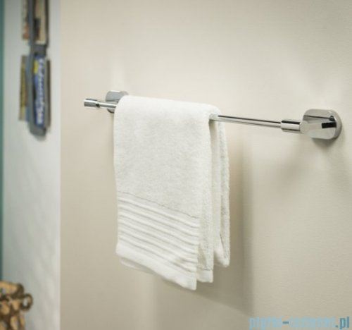 Tiger Lucca Wieszak na ręcznik kąpielowy chrom 13036.3.03.46
