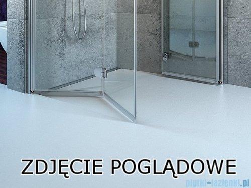 Radaway Arta Kds II kabina 120x80cm prawa szkło przejrzyste 386521-03-01L/386106-03-01/386110-03-01