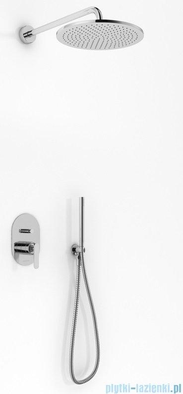 Kohlman Boxine zestaw prysznicowy chrom