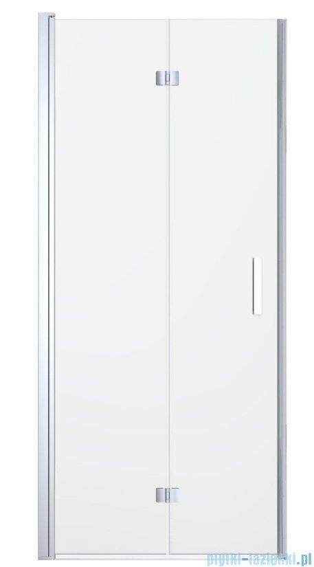 Oltens Trana kabina prostokątna szkło przejrzyste 100x90 cm 20201100