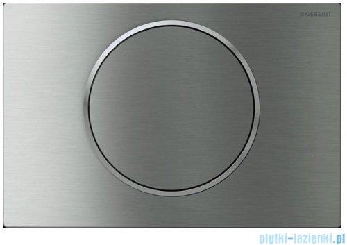 Geberit Sigma10 przycisk spłukujący stal nierdzewna 115.787.SN.5