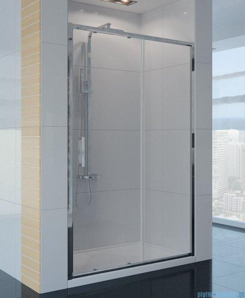 New Trendy New Corrina drzwi prysznicowe 110cm przejrzyste D-0182A