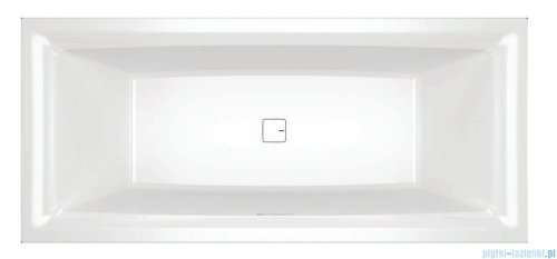 Riho Still Square wanna z zagłówkiem i oświetleniem lewa 170x75cm + syfon BR0200500K00131