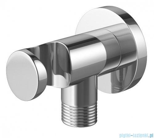Kohlman Foxal zestaw prysznicowy chrom QW210FR40