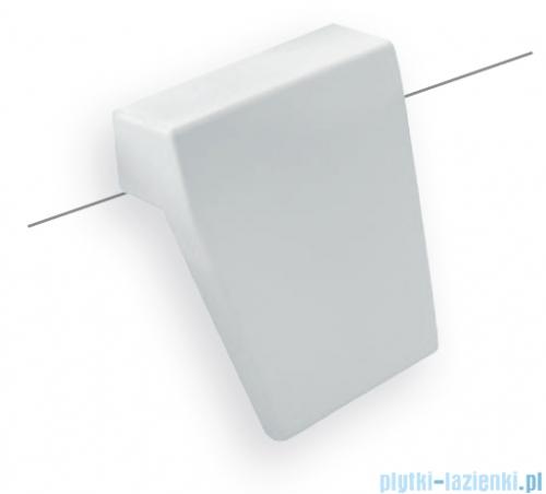 Besco Zagłówek Modern / Infinity biały do wanien