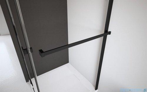Radaway Modo X Black II kabina Walk-in 60x200 szkło przejrzyste 10mm 389264-54-01