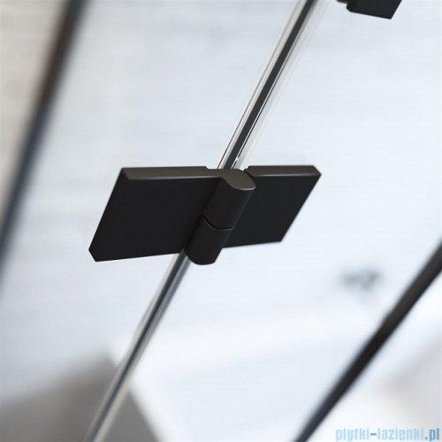 Radaway Nes Black KDJ B drzwi 90cm lewe przejrzyste 10025090-54-01L