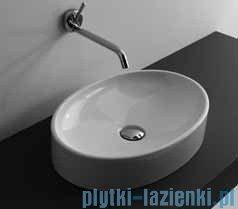 Kerasan Cento Umywalka owalna wolno stojąca 50x35 cm- 3552