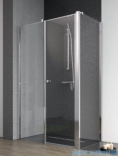 Radaway Eos II KDS kabina prysznicowa 100x80 lewa szkło przejrzyste + brodzik Argos D + syfon