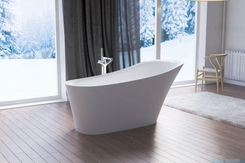 The North Bath Ciri wanna wolnostojąca 170x80cm + syfon Klik-klak wanny stojące
