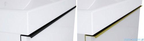 Elita Look szafka z umywalką 100x63x45cm stone matt 167599/145855