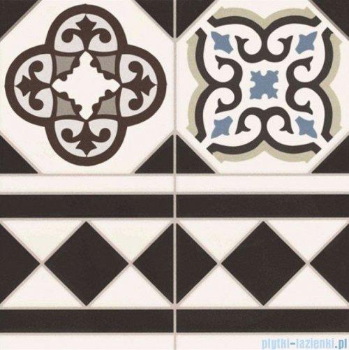 Realonda Oxford Decor Cenefa płytka podłogowa 33x33