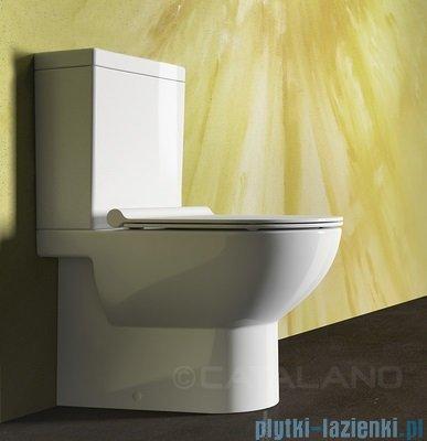 Catalano Sfera Wc 63 miska WC kompakt 63x35cm biały 1MPSFN00