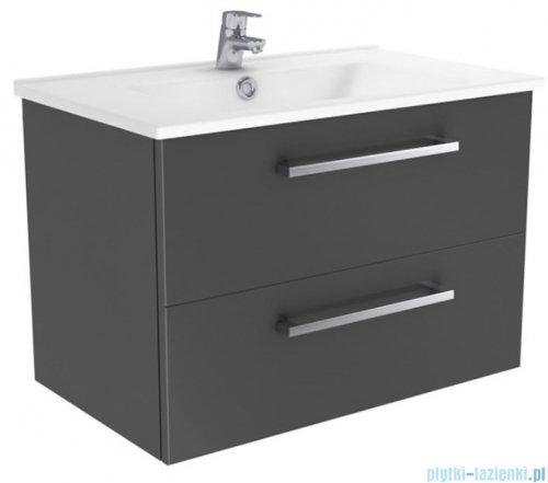 New Trendy Fargo szafka umywalkowa 55 cm grafit połysk ML-8155